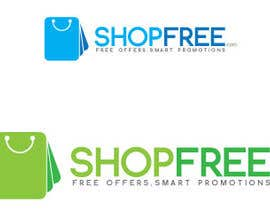 #98 cho Logo Design for ShopFree.com bởi sqhrizvi110