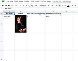 #6 untuk Design me a leaderboard on Google sheets oleh rajeev1singh2