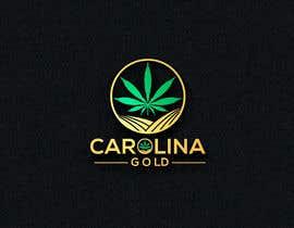 #253 cho Carolina gold logo. bởi bijonmohanta