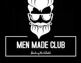 akhyarkhairuddin tarafından Logo for a society - Men Made Club için no 54