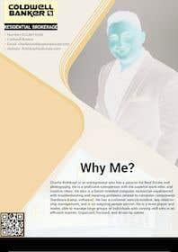 Nro 41 kilpailuun Make a Professional Real estate Brochure käyttäjältä Blackpanda72