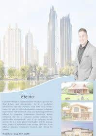 #17 para Make a Professional Real estate Brochure por Figuerajesus69