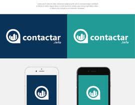 #41 para Logotipo Contactar.info de Josesin1510