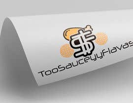#10 untuk Logo Design  Title: 2SauceyyFlavours / TooSauceyyFlavours With graphic of Mixed Caribbean Food into logo  - fried chicken & mac n cheese & prawns & waffles etc  - 21/10/2019 13:13 EDT oleh logoque