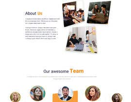 #56 for Digital Agency Multi Page Web Template af ZoomingPicas