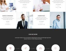 #62 for Digital Agency Multi Page Web Template by techTara