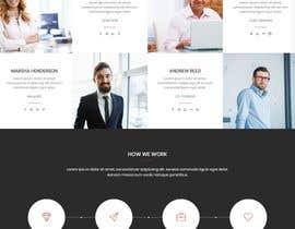 #62 for Digital Agency Multi Page Web Template af techTara