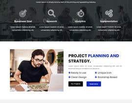 #76 for Digital Agency Multi Page Web Template af syrwebdevelopmen