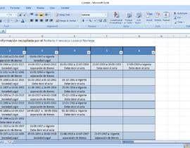 Nro 14 kilpailuun Build a table käyttäjältä joinal007