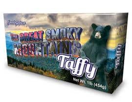 #25 for Taffy Box Design by beltranbrito