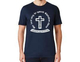 Nro 26 kilpailuun Gospel Cheer Tee Shirt design käyttäjältä feramahateasril