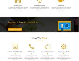 #8 for Website Design - Homepage + 1 Content Page by mdsawon830