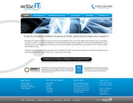 #10 for Website Design for activIT systems by ronakmorbia
