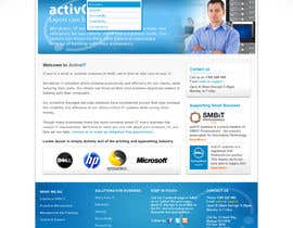 #38 for Website Design for activIT systems by designcobber221b