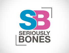 #61 for Seriously Bones Logo af AZArty