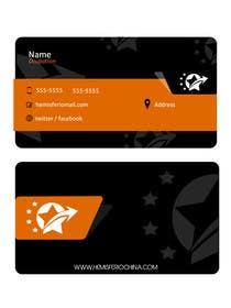 #36 para Design logo, banner and bussiness card for Hemisferio China de albertosemprun
