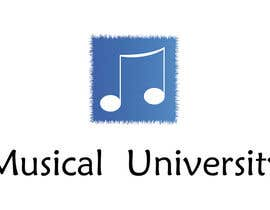nº 39 pour Logo Design for Musical University par rsc17smart