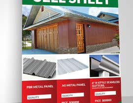 "#11 for Sell Sheet - PBR Metal Panel, Ag Metal Panel & 6"" K-Style Seamless Gutters af piashm3085"