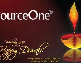 #38 for Design Diwali Greetings af afridiaaqil4