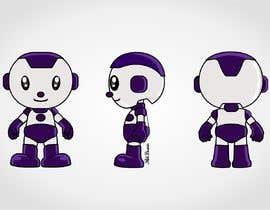 #33 для Design a robot avatar for our website от zainuldz