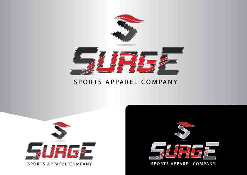 Inscrição nº                                         42                                      do Concurso para                                         Logo Design for sports apparel company