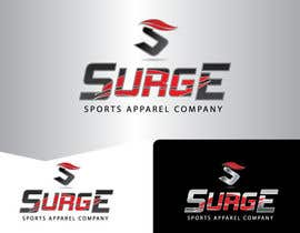 #42 untuk Logo Design for sports apparel company oleh GeorgeOrf