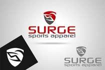 Logo Design for sports apparel company için Graphic Design49 No.lu Yarışma Girdisi
