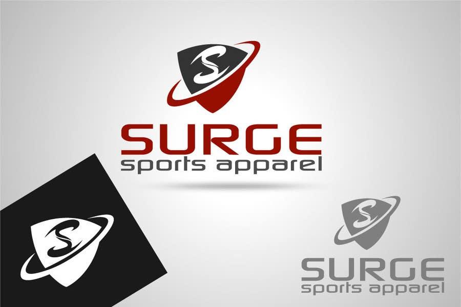 Konkurrenceindlæg #                                        82                                      for                                         Logo Design for sports apparel company