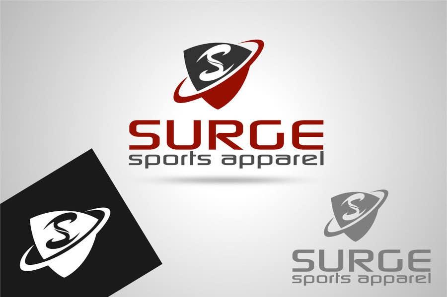 Bài tham dự cuộc thi #                                        157                                      cho                                         Logo Design for sports apparel company
