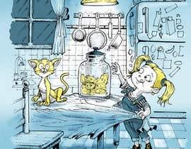 #22 untuk Illustrator for a book oleh ecomoglio
