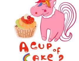 #77 for T-shirt designs for my cupcake shop! by RedGella