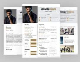 #12 for Design a CV (Resume) by WachidDz