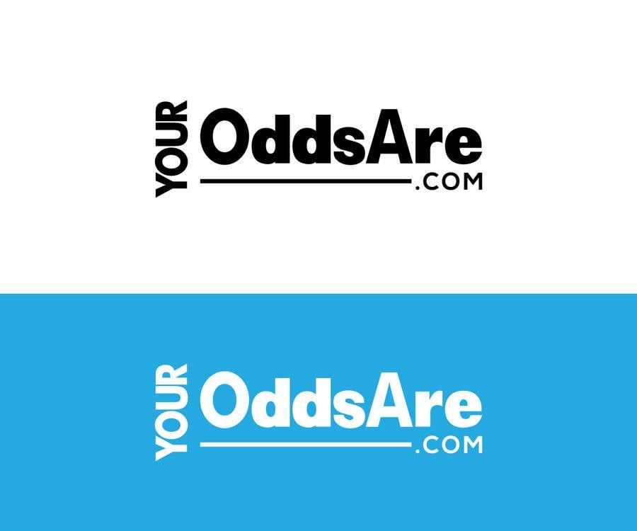 Penyertaan Peraduan #348 untuk YourOddsAre.com Logo
