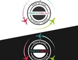 nº 92 pour Création d'un logo pour un label de voyage par anatoliypil7