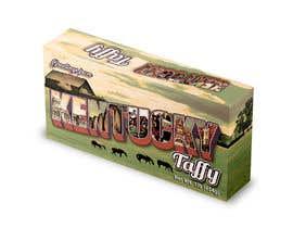 #20 for Taffy Box Design- Kentucky by beltranbrito