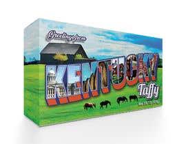 #21 for Taffy Box Design- Kentucky by beltranbrito