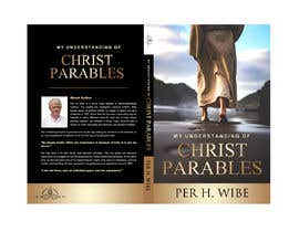 #57 for Christ Book Cover by natspearldesign