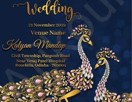 #22 untuk Required e-invite for marriage oleh atikchowdhury55