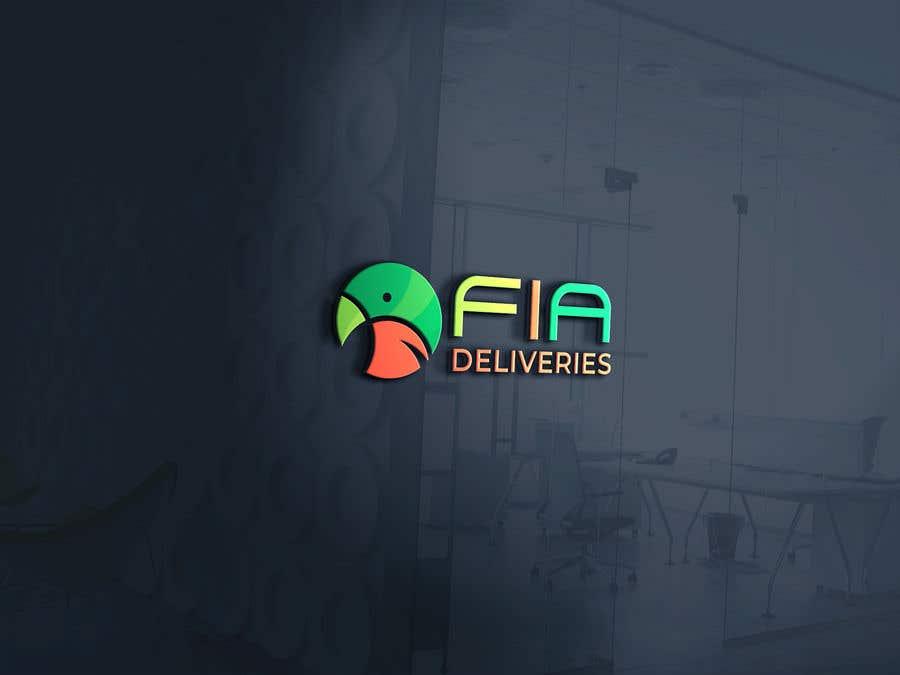 Penyertaan Peraduan #187 untuk Design a logo for a Courier Service