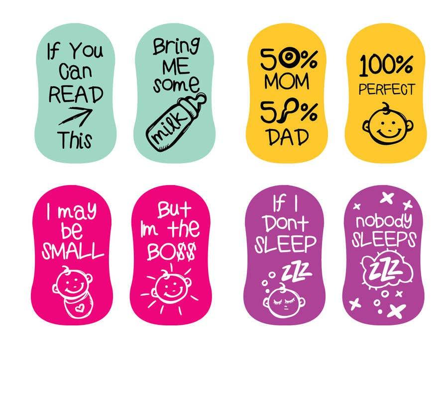 Proposition n°14 du concours Amazing Baby Socks Design Contest