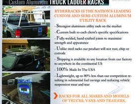 #20 for Design an Advertisement for RyderRacks af kvd05