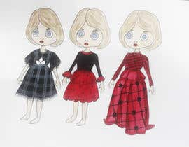 #12 cho Realstic Fashion/Costume Illustration for Doll App in Japan bởi nain000
