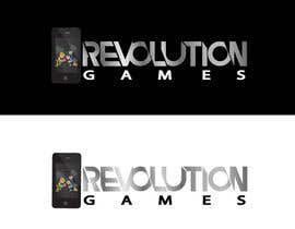 nº 15 pour Logo Design for Revolution Games par ouit