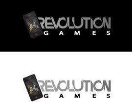#17 para Logo Design for Revolution Games por ouit