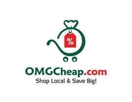 inamura679 tarafından Logo for OMGcheap.com için no 121