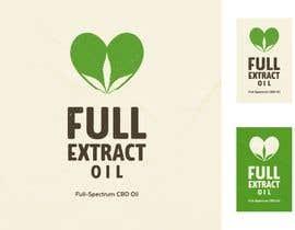 Nro 4 kilpailuun Logo for FULL EXTRACT OIL packaging käyttäjältä Canndies