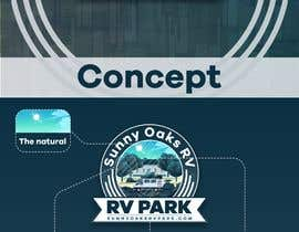 #48 untuk Two Logo Designs and a Flyer For an RV Park oleh faitihaa