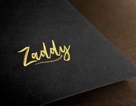#10 for zaddy logo af zainashfaq8