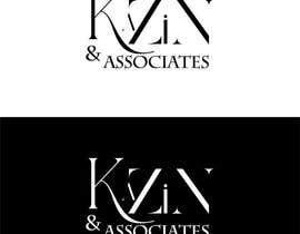 #130 untuk Kazin & Associates Company Logo Design oleh IrinaAlexStudio