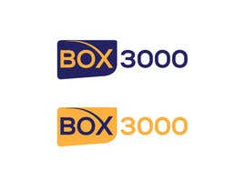 #36 for BOX 3000 logo design af shahadat701